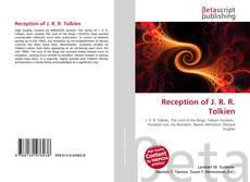 Обложка Reception of J. R. R. Tolkien