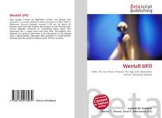 Copertina di Westall UFO