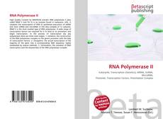 Bookcover of RNA Polymerase II