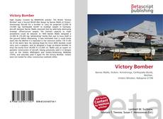 Bookcover of Victory Bomber