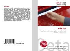 Bookcover of Pen Pal