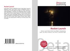 Bookcover of Rocket Launch