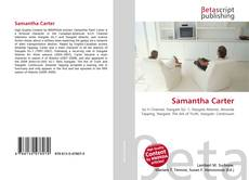 Bookcover of Samantha Carter