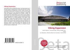 Bookcover of Viking Expansion