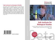 Buchcover von Salk Institute for Biological Studies