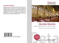 Buchcover von Abu-Bakr-Moschee
