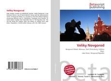 Veliky Novgorod kitap kapağı