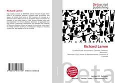Buchcover von Richard Lamm