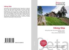 Bookcover of Viking Ship