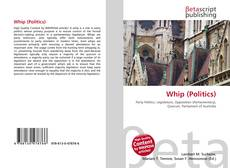 Bookcover of Whip (Politics)