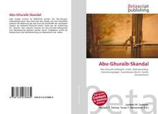 Bookcover of Abu-Ghuraib-Skandal