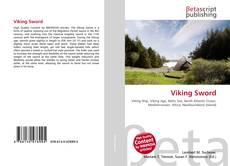 Bookcover of Viking Sword