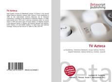 Обложка TV Azteca