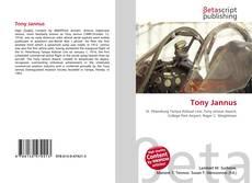Portada del libro de Tony Jannus