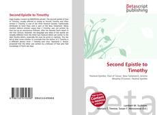 Capa do livro de Second Epistle to Timothy