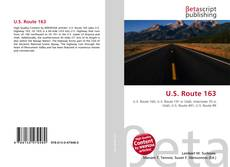 Bookcover of U.S. Route 163