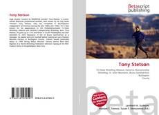 Portada del libro de Tony Stetson