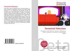 Buchcover von Terrestrial Television