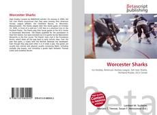 Capa do livro de Worcester Sharks