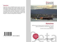 Capa do livro de Nanaimo