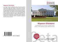 Bookcover of Wipeout (Elections)