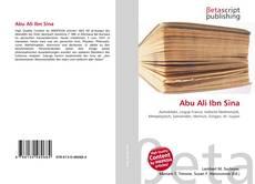Bookcover of Abu Ali Ibn Sina