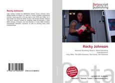 Bookcover of Rocky Johnson