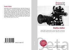 Обложка Stella Adler