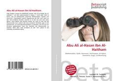Bookcover of Abu Ali al-Hasan Ibn Al-Haitham