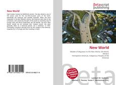 Bookcover of New World