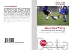Capa do livro de Warrington Wolves