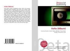 Bookcover of Volta (Album)