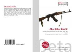 Bookcover of Abu Bakar Bashir