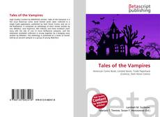 Bookcover of Tales of the Vampires