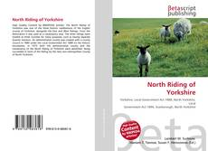 Bookcover of North Riding of Yorkshire