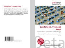 Capa do livro de Sunderland, Tyne and Wear