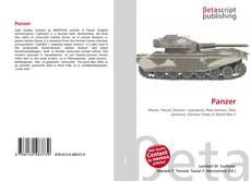 Panzer kitap kapağı