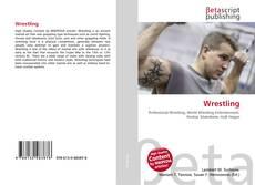 Bookcover of Wrestling