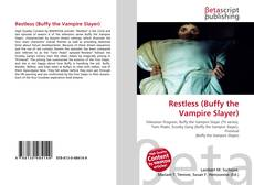 Restless (Buffy the Vampire Slayer) kitap kapağı