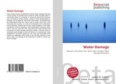 Bookcover of Water Damage