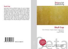 Skull Cup kitap kapağı