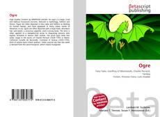 Buchcover von Ogre