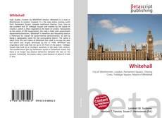 Whitehall kitap kapağı