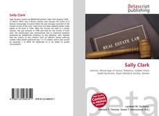 Sally Clark kitap kapağı
