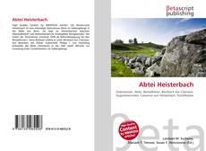 Capa do livro de Abtei Heisterbach