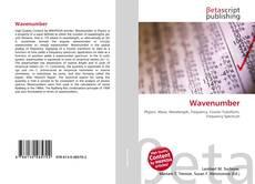 Bookcover of Wavenumber