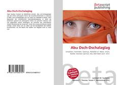 Abu Dsch-Dschalaglag kitap kapağı
