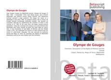 Capa do livro de Olympe de Gouges