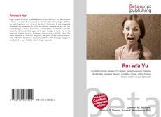 Bookcover of Rm w/a Vu