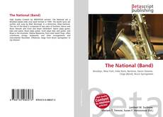 Bookcover of The National (Band)